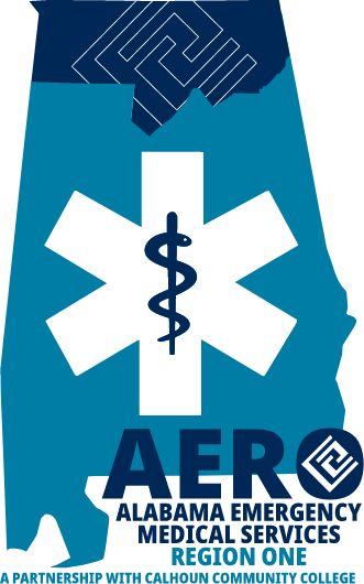 AERO Alabama Emergency Medical Services Region One, a partnership with Calhoun Community College